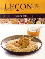Couscous - Intérieur - Format classique