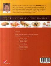 Couscous - 4ème de couverture - Format classique