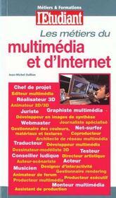 Les Metiers Du Multimedia Et D'Internet ; Edition 2000 - Intérieur - Format classique