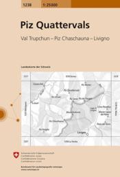 Piz quattervals - Couverture - Format classique