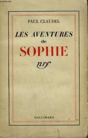 Les Aventures De Sophie. - Couverture - Format classique