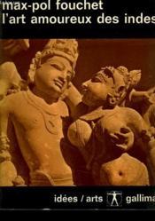 L'Art Amoureux Des Indes - Couverture - Format classique