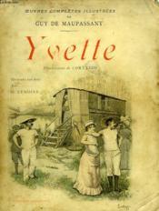 Yvette - Couverture - Format classique