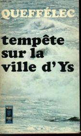 Tempete Sur La Ville D'Ys - Couverture - Format classique
