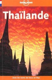 Thaillande ; 5e Edition - Intérieur - Format classique