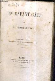 Un Enfant Gate / 3e Edition. - Couverture - Format classique