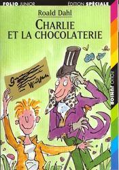 Charlie Et La Chocolaterie - Intérieur - Format classique