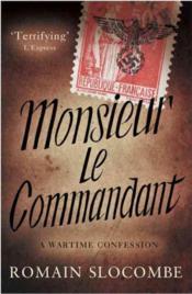Monsieur Le Commandant - Couverture - Format classique