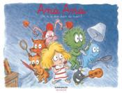 Ana Ana T.7 ; on n'a pas peur du noir ! - Couverture - Format classique