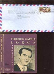 Federico Garcia Lorca - Collection Poetes D'Aujourd'Hui N°7 - Couverture - Format classique