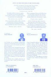 Dictionnaire de la nouvelle comptabilite francaise ; les obligations pour les comptes sociaux - 4ème de couverture - Format classique