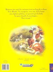 Animaux, Mes Amis - 4ème de couverture - Format classique
