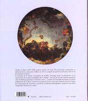 Pavillon De L'Aurore - 4ème de couverture - Format classique