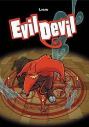 Evil devil - Couverture - Format classique