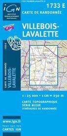 Villebois-Lavalette - Couverture - Format classique