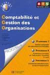 Comptabilite Gestion Organisation - Couverture - Format classique