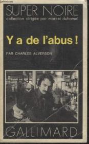 Collection Super Noire N° 22. Ya De Labus. - Couverture - Format classique