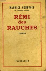 Remi Des Rauches. - Couverture - Format classique