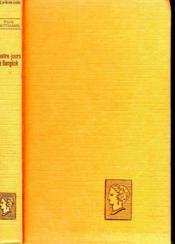 Quatre Jours A Bangkok. Collection : Belle Helene. Club Du Roman Feminin. - Couverture - Format classique