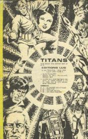 Titans N°31 - Couverture - Format classique