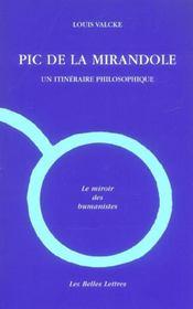 Pic de la mirandole (1463-1494) - Intérieur - Format classique