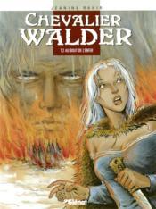 Chevalier Walder t.2 ; au bout de l'enfer - Couverture - Format classique