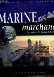 Marine marchande - Couverture - Format classique