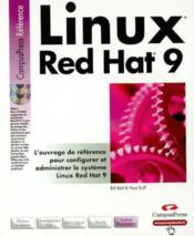Linux redhat 8 - Couverture - Format classique