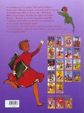 Lili t.18 ; Lili en Périgord - 4ème de couverture - Format classique