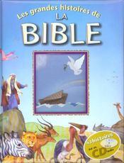 Grandes histoires de la bible - Intérieur - Format classique