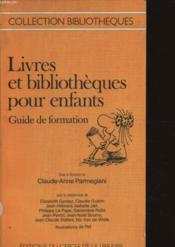 Livres et bibliotheques pour enfants - Couverture - Format classique