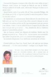 French toast ; heureuse comme une americaine en france - 4ème de couverture - Format classique