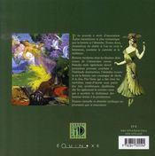 L'absinthe au féminin - 4ème de couverture - Format classique