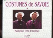 T1 costumes de savoie - Couverture - Format classique