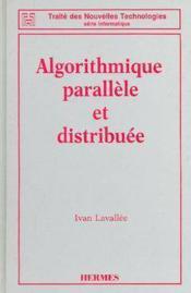 Algorithmique parallele et distribuee - Couverture - Format classique