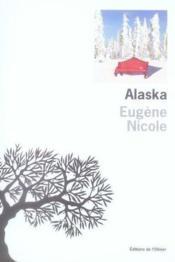 Alaska - Couverture - Format classique