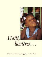 Haiti, Lumieres ... - Intérieur - Format classique