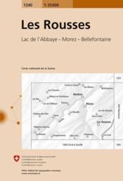 Les rousses ; 1240 - 4ème de couverture - Format classique