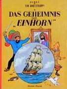 Tim und Struppi t.11 ; das geheimnis der einhorn - Couverture - Format classique