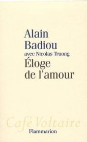 telecharger Eloge de l'amour livre PDF/ePUB en ligne gratuit