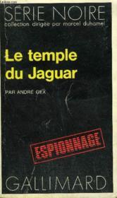 Collection : Serie Noire N° 1486 Le Temple Du Jaguar - Couverture - Format classique