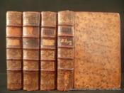 Dictionnaire historique de la ville de Paris et de ses environs. 4 volumes. Complet. - Couverture - Format classique