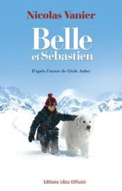 Belle et Sébastien - Couverture - Format classique