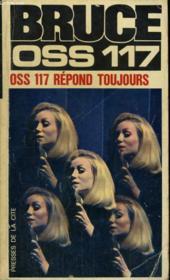 Oss 117 Repond Toujours - Couverture - Format classique