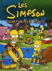 Les Simpson T.1 ; camping en délire - Intérieur - Format classique