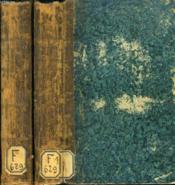 Melanges De Litterature Et De Critique, 2 Tomes - Couverture - Format classique