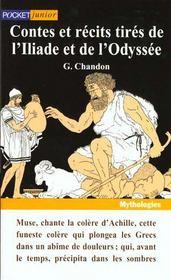 Contes Recits Tires De L'Iliade Et De L'Odyssee - Intérieur - Format classique