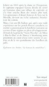 La Peniche Saint-Nicolas - 4ème de couverture - Format classique