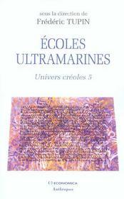 Ecoles Ultramarines ; Univers Creoles 5 - Intérieur - Format classique