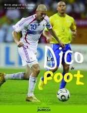 Le dico du foot - Couverture - Format classique